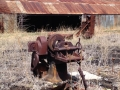 Gushul Residency: Abandoned Machinery at Greenhill