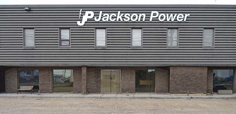 The Jackson Power Gallery